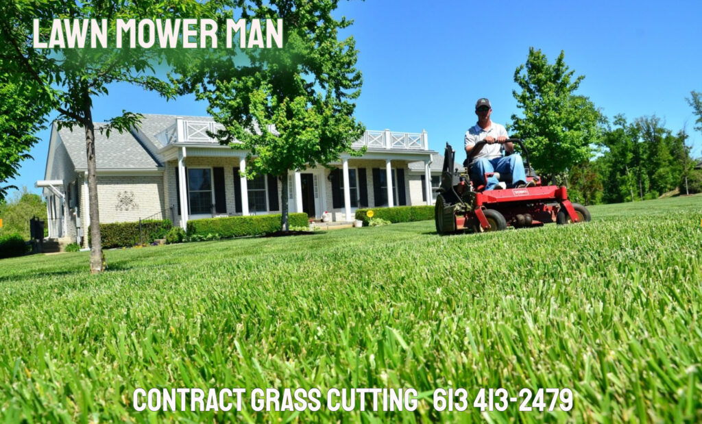 Contract Grass Cutting