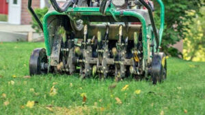 lawnmowerman- aeration