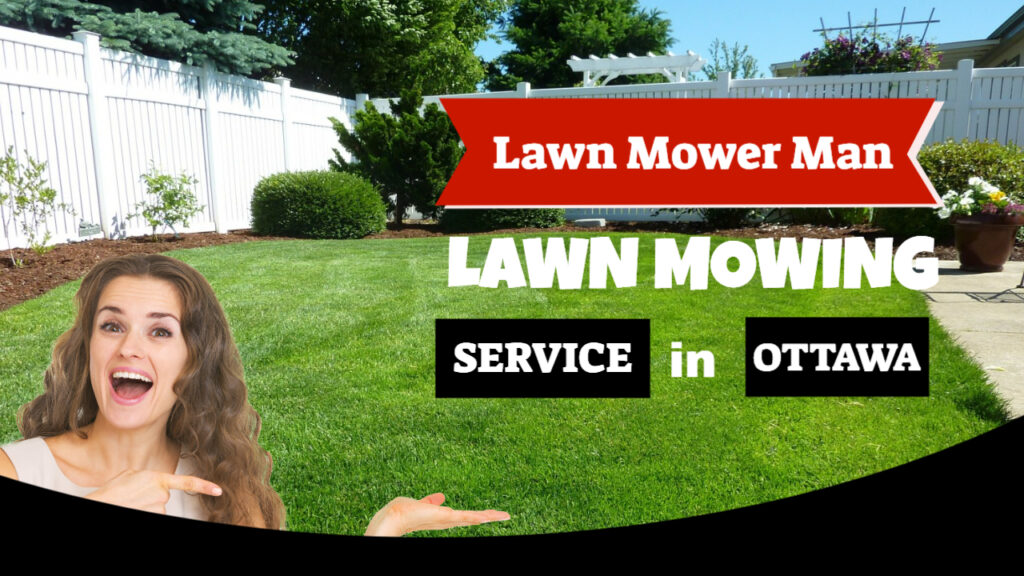 lawn mowing services Ottawa