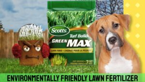 Scotts environmentally friendly lawn fertilizer