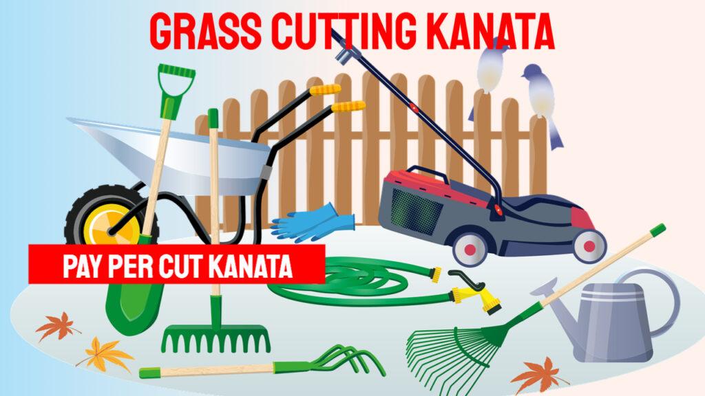 lawn mowing kanata